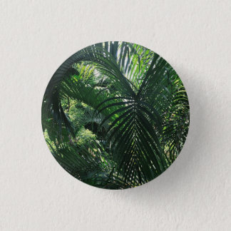 Green Palm Tree Button