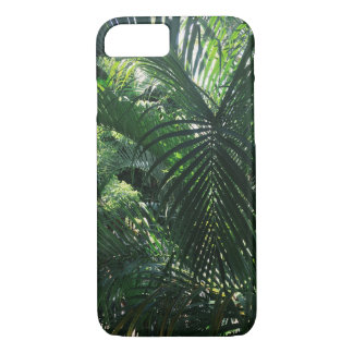 Green Palm Tree iPhone 7 Case