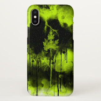 Green PaNic iPhone Case