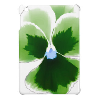 Green Pansy Flower 201711d iPad Mini Cover