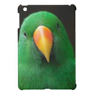 Green Parrot iPad Mini Covers