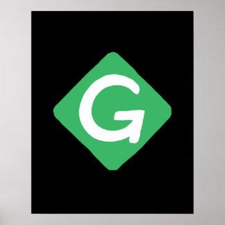 Green Party Logo - - Jill Stein 2016 - Poster