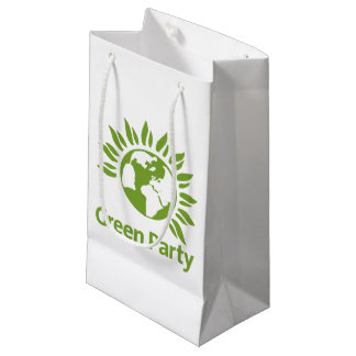 Green Party of England and Wales Small Gift Bag