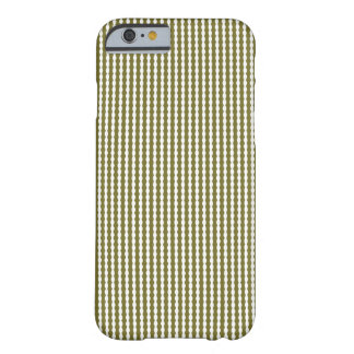 Green Pattern Barely There iPhone 6 Case