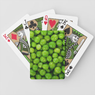 Green Pea Playing Cards
