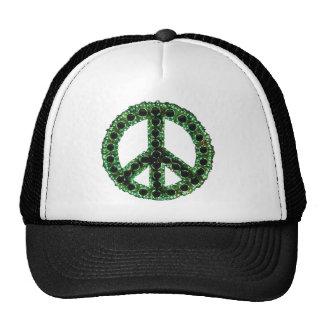 Green Peace Cap