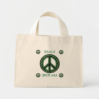 green peace for all bag