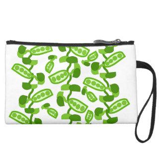 Green Peas Wristlets