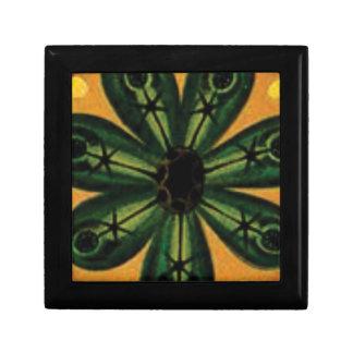 green petal stemm gift box