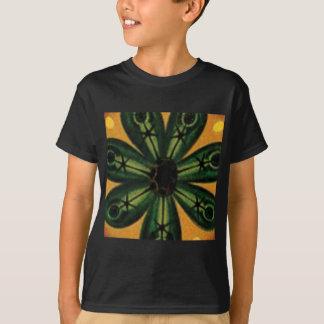 green petal stemm T-Shirt