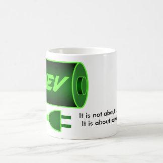 Green PHEV Mug