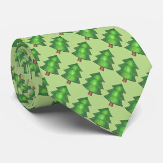Green Pine Tree Trees Outdoor Camping Camp Tie