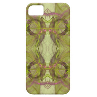 Green & Pink  iPhone 5 Custom Case-Mate ID iPhone 5 Cases
