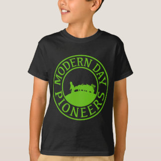 GREEN PIONEER T-Shirt