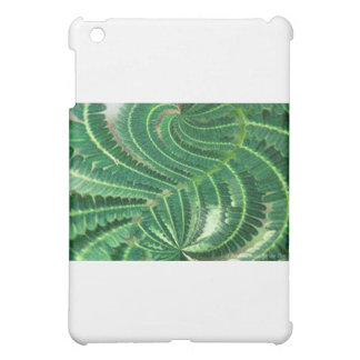 Green Plant Cover For The iPad Mini