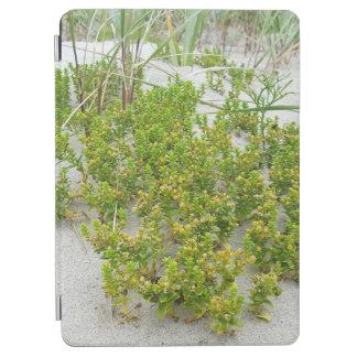 Green plants at the beach iPad air cover