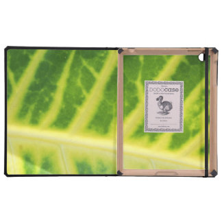 Green Plants Case For iPad