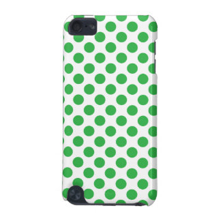 Green Polka Dots iPod Touch (5th Generation) Cover