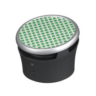 Green Polka Dots Speaker