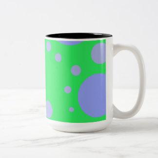 Green Pow Mug