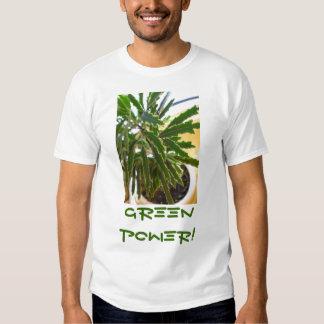 GREEN POWER TSHIRT