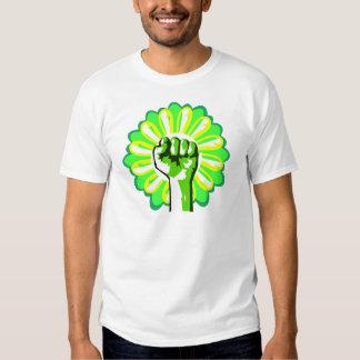 Green Power Tshirts