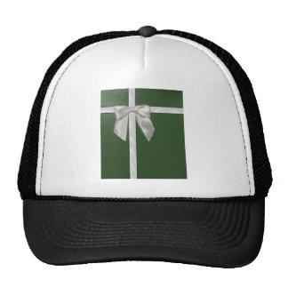 green present hats