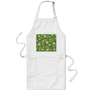 Green princesses and stars aprons