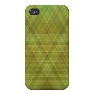 Green Print iPhone Case 4 Case For The iPhone 4
