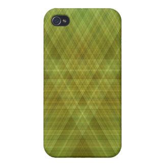 Green Print iPhone Case 4 iPhone 4 Case