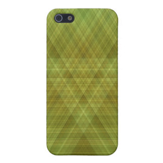Green Print iPhone Case 4 iPhone 5 Cases