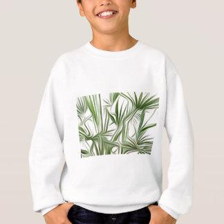 Green prints - green Print green plant Sweatshirt