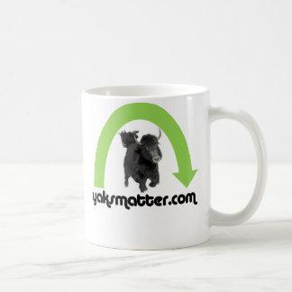 green rainbow coffee mug