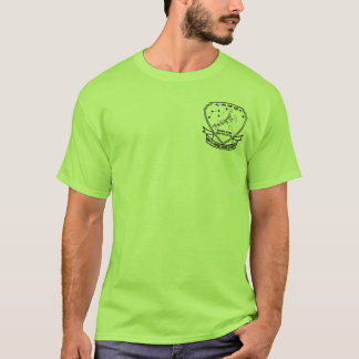 GREEN Rank OCBA T-Shirt