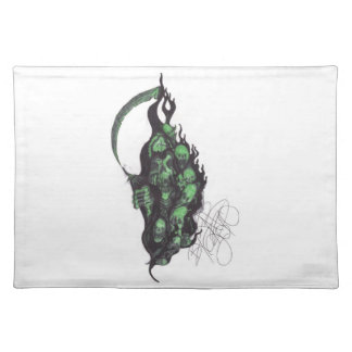 Green Reaper American MoJo Placemats