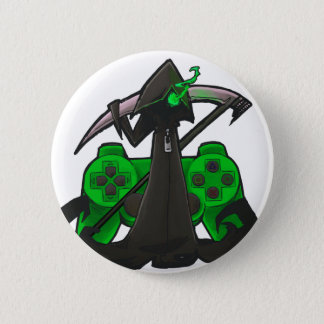 Green Reaper Badge