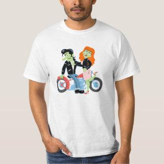 Green Rebel Bikers Tees