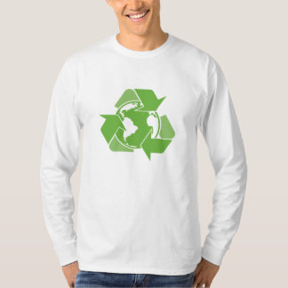 Green Recycle Recycling T-Shirt