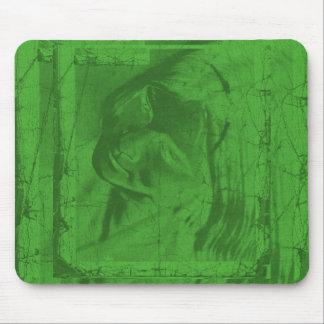 Green Reflections I Mousepad Mouse Pad