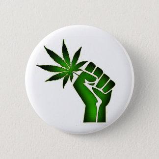 Green revolution Button