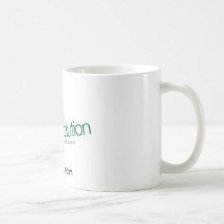 Green Revolution Coffee Mug