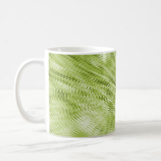 Green Ripples Mugs