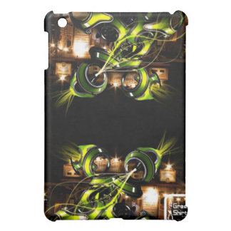 Green Robot Case For The iPad Mini