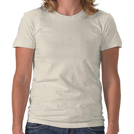 Green Roots greenwhite Tshirt
