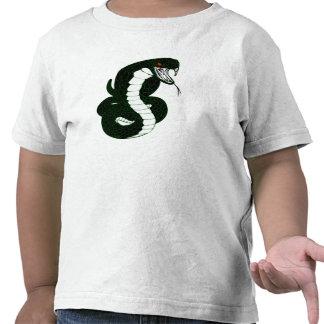 Green Scale Cobra T Shirt