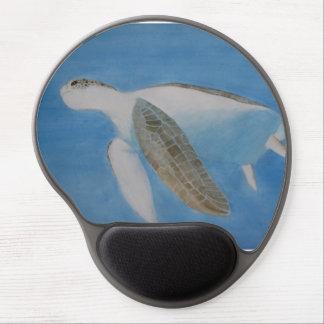 Green Sea Turtle Gel Mouse Pad