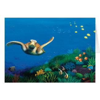 Green Sea Turtle Gift Card