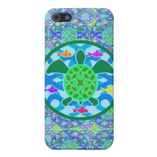 Green Sea Turtle iPhone Case iPhone 5/5S Case