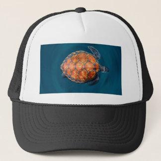 Green Sea Turtle Trucker Hat