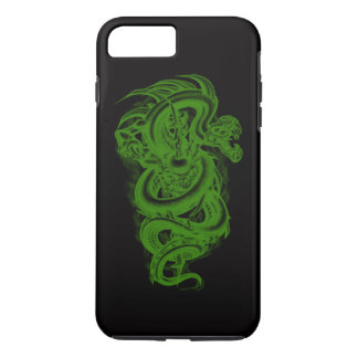 Green Serpent iPhone 7 Case